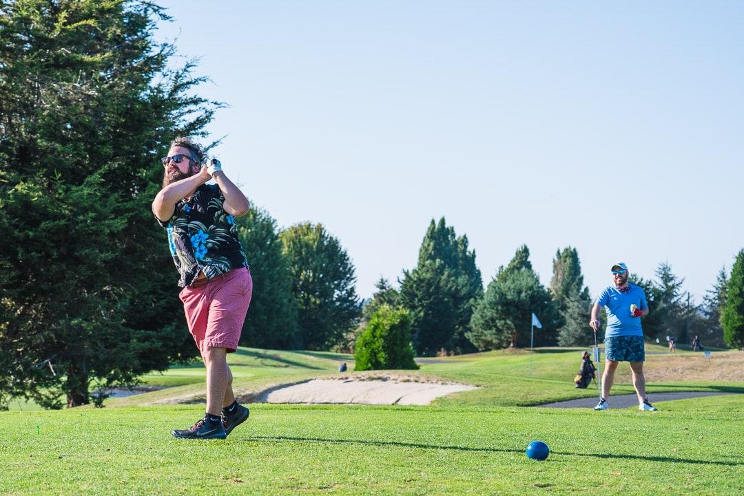 Spark League Golf at Diamond Hill